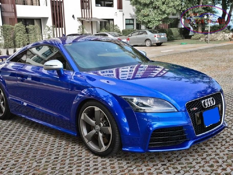 2011 Audi TTRS 4 (2)