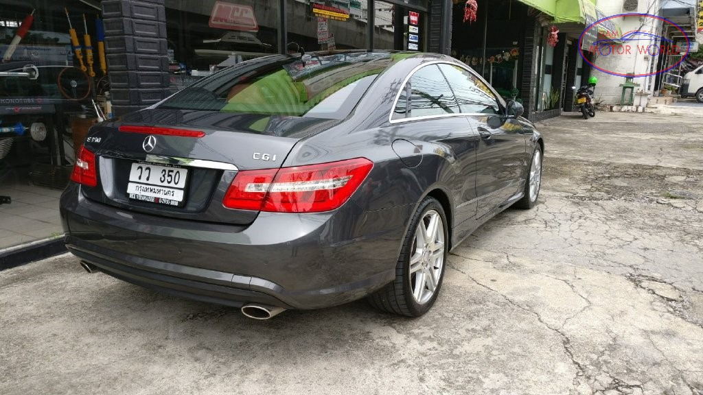 Mercedes benz e350 coupe new car used cars for sale for Motor world used cars