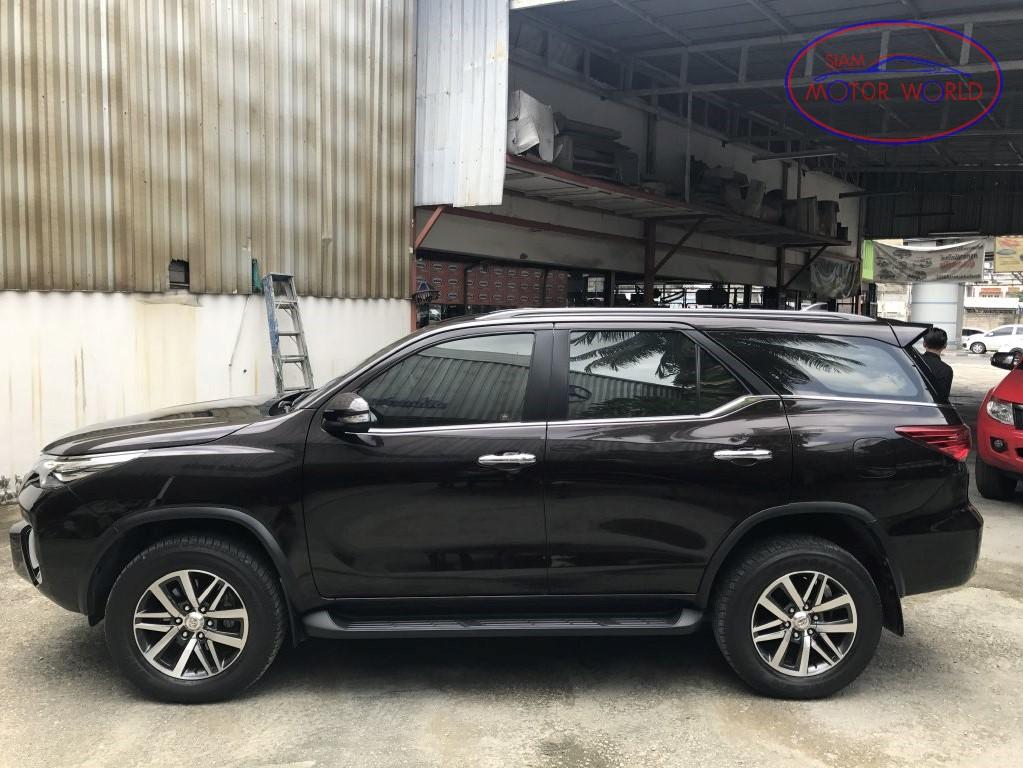 Toyota Fortuner Siam Motor World